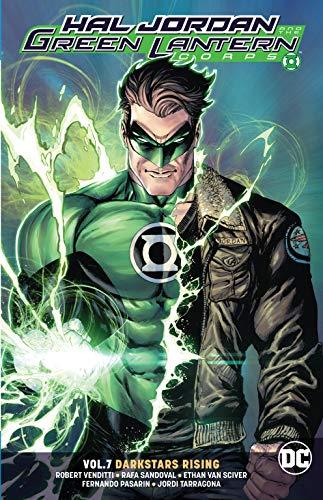 Hal Jordan and the Green Lantern Corps Vol. 7: Darkstars Rising