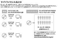 三菱電機 SW2DND-IQWK-JC MELSOFT iQ Works (日本語版) サイトライセンス品 (同一法人にて上限なしで登録可能) NN