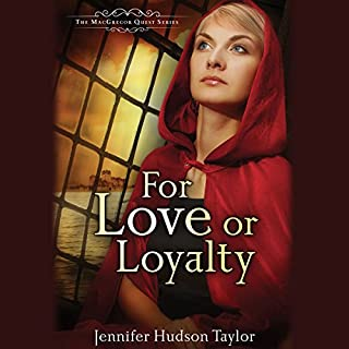For Love or Loyalty                   By:                                                                                                                                 Jennifer Hudson Taylor                               Narrated by:                                                                                                                                 Kieron Elliot                      Length: 11 hrs and 42 mins     Not rated yet     Overall 0.0