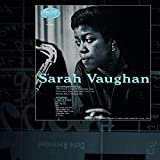 "album cover: ""Sarah Vaughan with Clifford Brown"""