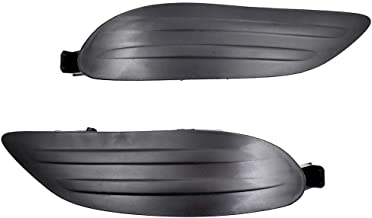Fog Light Lamp Lens Grilles Covers Replacement for Toyota Corolla 52128-02200 52127-02170