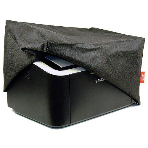 ROTRi® maßgenaue Staubschutzhülle für Drucker Epson EcoTank ET-4750 - schwarz