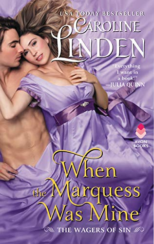 book cover of When the Marquess Was Mine