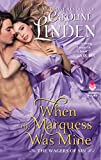 When the Marquess Was Mine: The Wagers of Sin