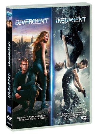 Divergent, Insurgent (Box 2 Dv)