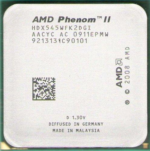 AMD Phenom II X25453.0Ghz Dual-Core CPU Prozessor Sockel AM2+ AM3938-pin
