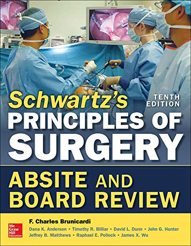Schwartzs Principles Of Surgery Absite And Board Review 10 E