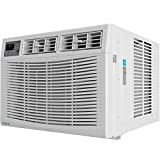 hOmeLabs 15,000 BTU Window Air Conditioner - Energy Star Certified AC Unit with Digital Thermostat and Easy-to-Use Remote Control - Ideal for Rooms up to 700 Square Feet