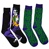 The Joker Standing and HaHa 2 calcetines de tripulación