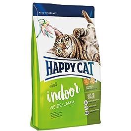 Happy Cat Indoor Wild Lamb Pet Food, 300 g