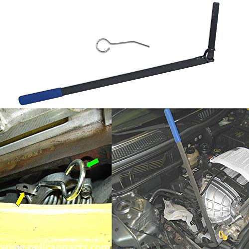 Serpentine Belt Removal Tool & Tensioner Locking Pin #118410 for Mini Cooper BMW W11 Supercharged Engine 2001-2008