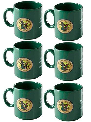 Freihof Jagertee Tasse 0,25 Liter 6 Stück
