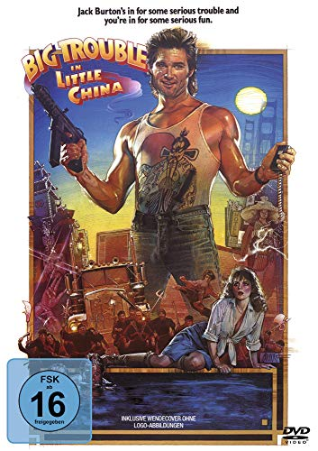Big Trouble in Little China (Uncut)