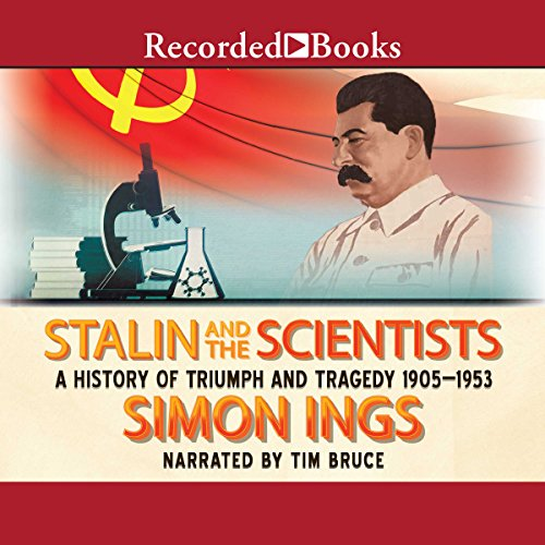 Stalin and the Scientists audiobook cover art
