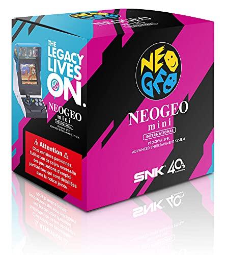 Neo-Geo Mini retro