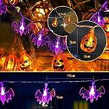 Zoom IMG-2 luci halloween zucca decorazioni led