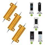 50W 0R-6R ohm Mini Shell Power Aluminum Housed Case Wirewound Resistor Tone