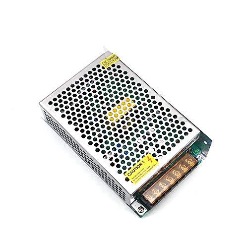 DollaTek 110V 230V AC a DC 12V 75W 6A Alimentatore Chiuso in modalità Interruttore di Tensione Universale per Telecamera CCTV/Sistema di Sicurezza/Striscia LED/Radio