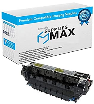 SuppliesMAX Compatible Replacement for HP Laserjet Enterprise M604DN/M604N/M605DN/M605N/M605X/M606DN/M606X 110V Fuser Assembly  225000 Page Yield   E6B67-67901