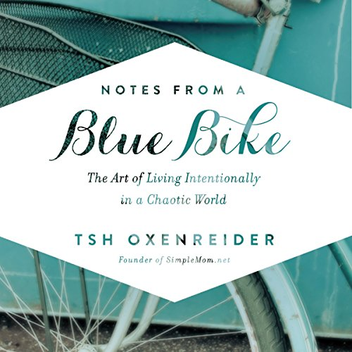 Notes from a Blue Bike cover art