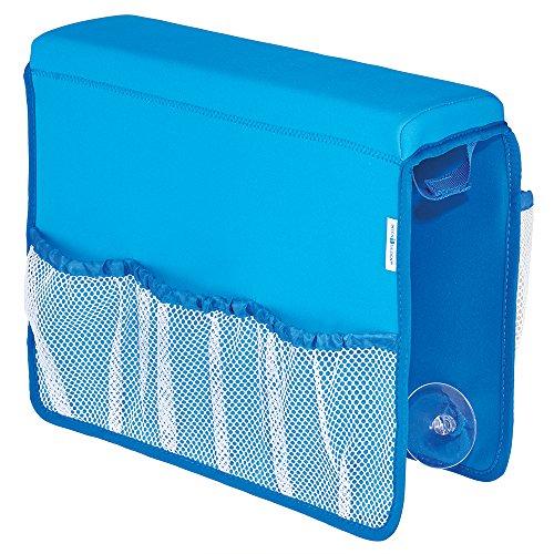 Price comparison product image iDesign Neoprene / Mesh Tub Saddle Storage,  Blue