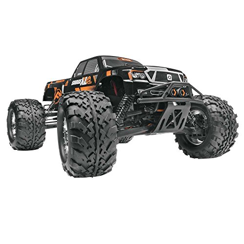HPI Racing Savage XL Flux Brushless 1:8 RC Modellauto Elektro Monstertruck Allradantrieb (4WD) RTR 2,4 GHz