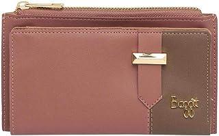 Baggit Lw Nicorobin Y G Z Women's Wallet (Pink)