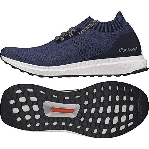 adidas Unisex-Kinder Ultraboost Uncaged Laufschuhe, Blau (Nobind/Nobind/Ashpea 000), 38 EU