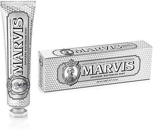 Marvis Smokers Whitening Mint 85 ml, 1 stuk