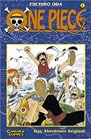 One Piece 01. Das Abenteuer beginnt