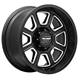Pro Comp Wheels Gunner Black Wheel with Painted (20 x 10. inches /8 x 170 mm, -18 inches Offset)