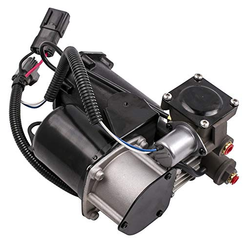 Compresor de suspensión de aire para LandRover LR4 Discovery 3 para RangeRover Sport para Hitachi TYPE LR015303