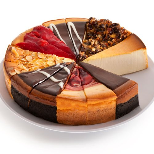 Presidents Choice Cheesecake Sampler - 9 Inch