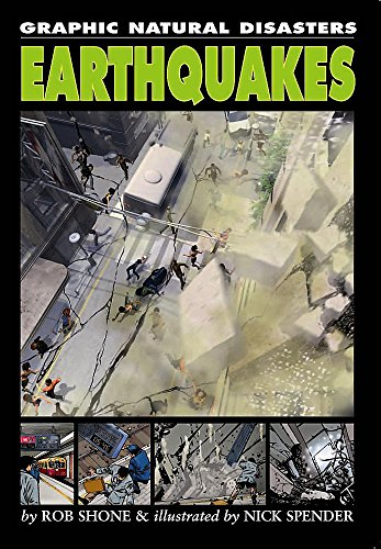 Earthquakes (Graphic Natural Disasters)
