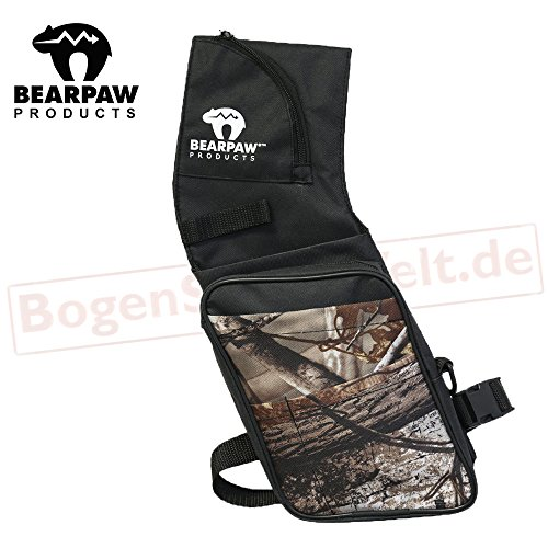 Bearpaw Adventure - Holsterköcher | Linkshand