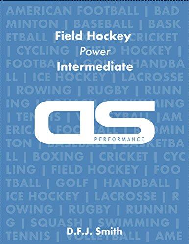 DS Performance - Strength & Conditioning Training Program for Field Hockey, Power, Intermediate (English Edition)