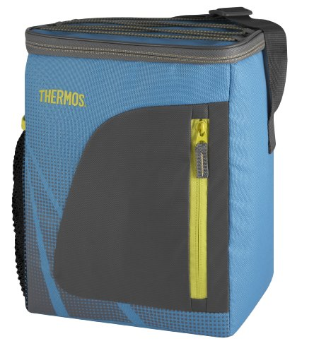 Thermos Radiance koeltas, turquoise, 8,5 x 26 x 16 x 28 cm – 12 can – 4 h koel