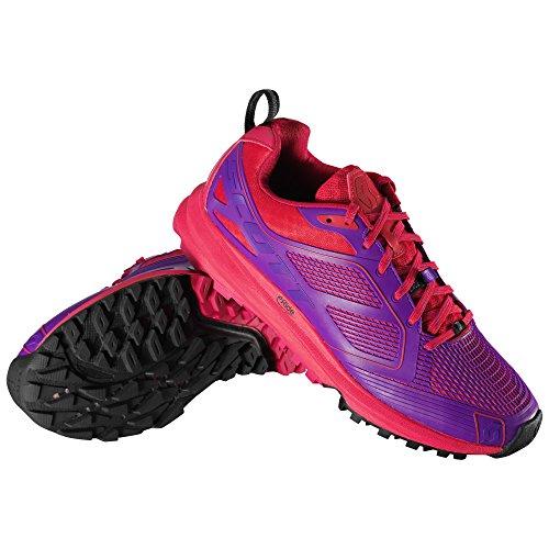 Scott running Zapatilla ws kinabalu enduro-purple/red-9,5 usa