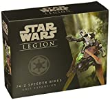 Fantasy Flight Games FFGSWL06 Star Wars: Legion 74-Z Speeder - Bicicleta,...