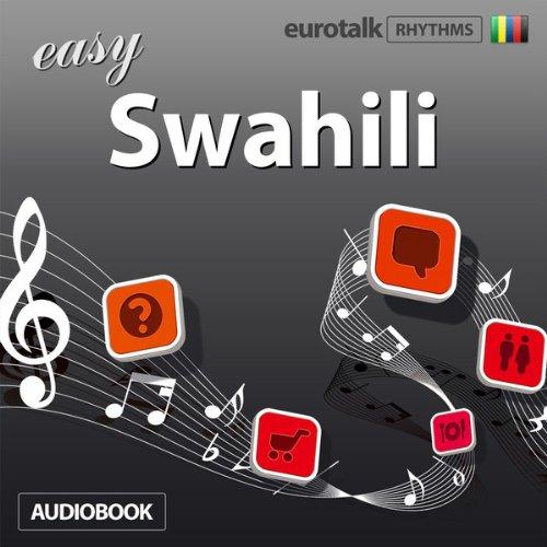 Rhythms Easy Swahili audiobook cover art