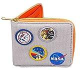 Cartera de lona en caja NASA