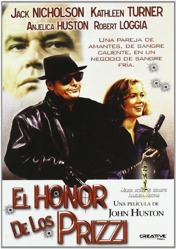 El honor de los Prizzi [DVD]