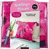 Dein Zimmer - dein Style! Lieblingskissen Sweet Dreams: Inhalt: Kissenhülle, Wolle, Pinsel und...