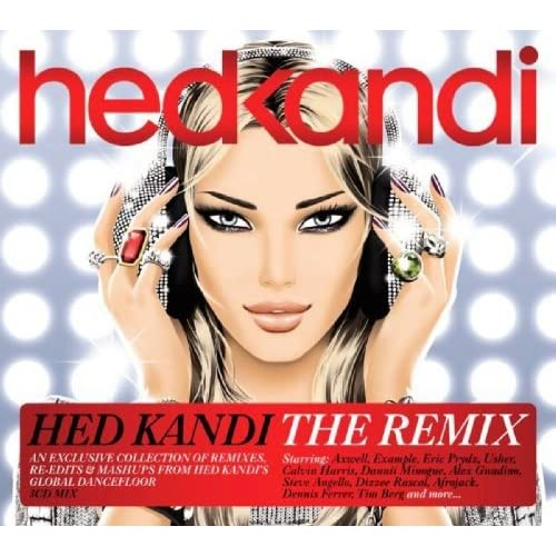 Hed Kandi: The Remix 2011 (3 CD)