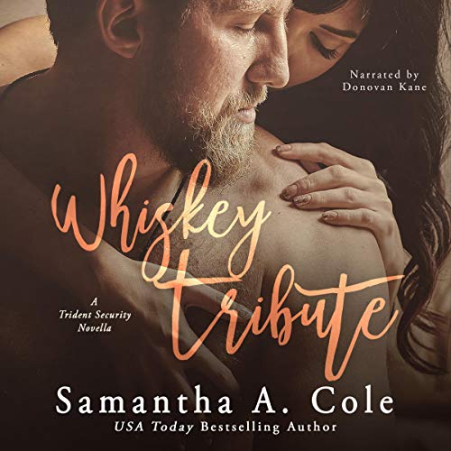 Whiskey Tribute audiobook cover art