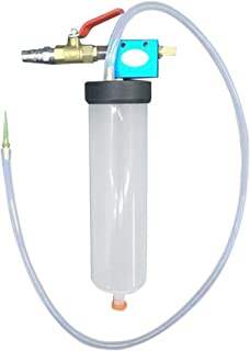NCElec Brake Fluid Bleeder Kit Pneumatic Hydraulic Cluth Oil Exchange Tool