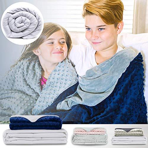 Soporis Deluxe Weighted Blanket for Kids