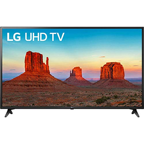 "UK6090PUA 4K HDR Smart LED UHD TV - 60"" Class (59.5"" Diag) 60UK6090"