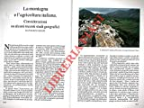 La montagna e l'agricoltura italiana. Considerazioni su alcuni recenti studi geografici.