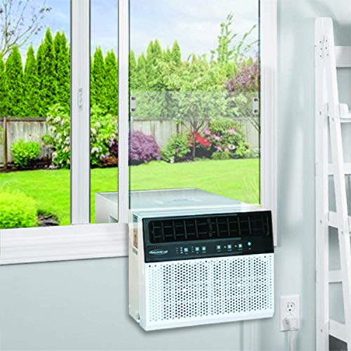 Soleus Air Horizonal Sliding Window Kit for Use Exclusively with The Hybrid Air Conditioner